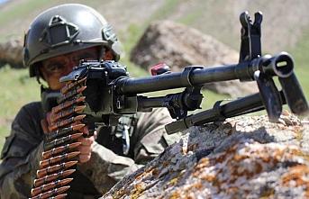 Tunceli kırsalında 1 terörist etkisiz hale getirildi