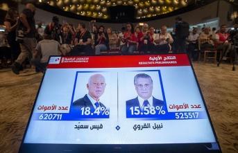 Tunus'ta cumhurbaşkanlığı seçim sonuçlarına itirazlar reddedildi