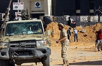 UMH güçlerinin hava operasyonunda Hafter'in komutanları öldü