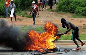 Zenofobi tavan yaptı.. Güney Afrika, Abuja Büyükelçiliğini kapattı