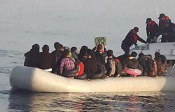 314 düzensiz göçmen yakalandı