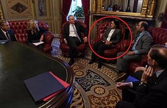 ABD'de skandal buluşma: Teröristi kırmızı koltukta ağırladılar!