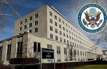 ABD Dışişleri yine rahat durmadı: Harekat karşıtı metin dağıttı
