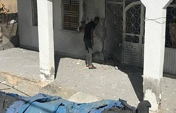 Akçakale'de gazetecilere havan topu ile saldırı