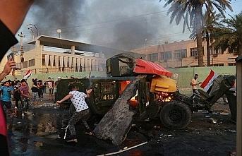 Bağdat'ta ölü sayısı 100'e yükseldi