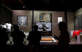 Banksy içine girilemeyen dükkan açtı