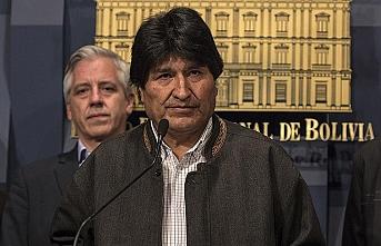 Bolivya halkı devlet başkanı seçimi için sandık başında