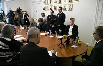 Büyükelçi Yunt, İsveçli gazetecilere Barış Pınarı Harekatı'nı anlattı