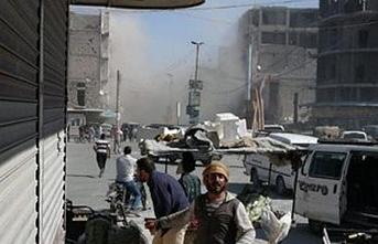 Cerablus ve El Bab'da eş zamanlı patlama oldu