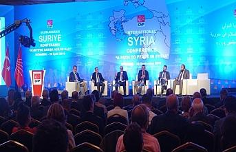 CHP'nin Suriye konferansına Türkmenlerden tepki geldi