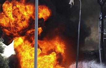 Azez ve Çobanbey'de bombalı saldırı