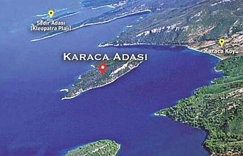Cumhurbaşkanlığı konutu karşısındaki ada satışa çıkarıldı