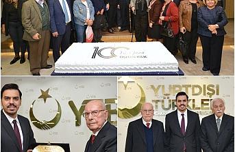 Diplomat ve yazar Osman Kılıç için YTB'de program düzenlendi