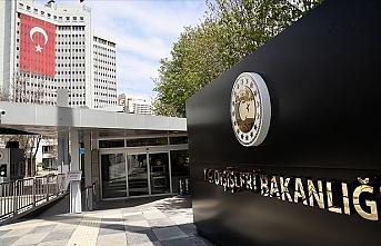 Dışişleri duyurdu: Türkiye'den Uluslararası Af Örgütü'ne cevap