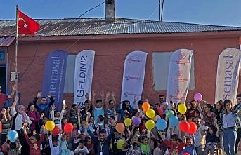 Doğu Anadoluda 30 bin çocuk sinemayla buluştu