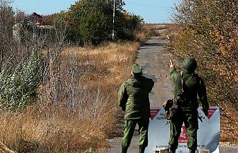 Donbass'ta birliklerin geri çekilmesi başladı