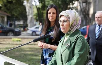 Emine Erdoğan 'Sıfır Atık Projesi'ni inceledi