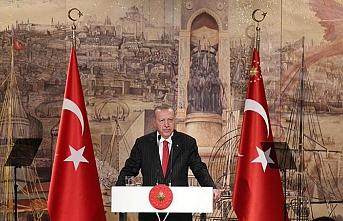 Erdoğan: İran'daki çatlak sesleri Ruhani sustursun