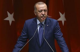 Erdoğan: Küffara karşı da şiddetli olacağız