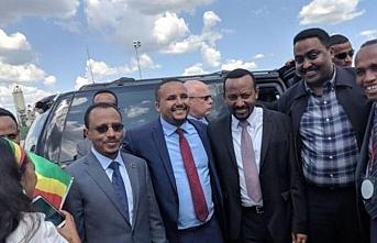 Etiyopya'da liderlerinin sosyal medya çağrısı sonrası Oromo halkı sokaklara döküldü
