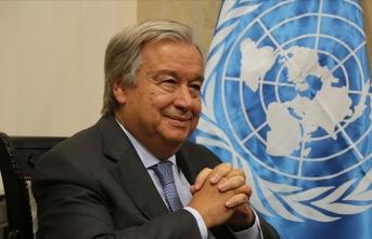 Guterres'ten Suriye Anayasa Komitesi'ne 'fırsatı kaçırmayın' çağrısı