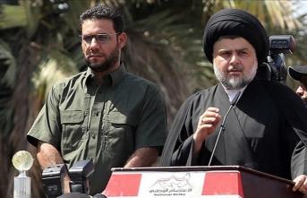 Irak'ta Sadr'dan 'hükümetin acilen düşürülmesi' çağrısı
