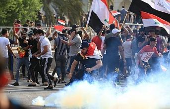 Irak hükümetinden göstericilerin taleplerine ilişkin 'ilk paket'