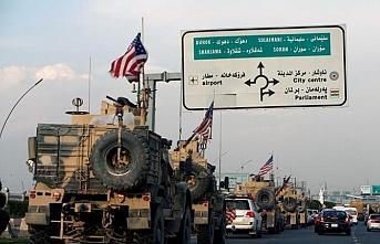 Irak: Suriye'den Irak'a giriş yapan ABD askerleri ülkede kalmayacak