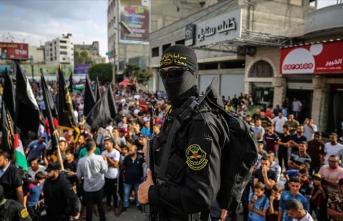 İslami Cihad, kuruluşunun 39. yıl dönümünü kutladı