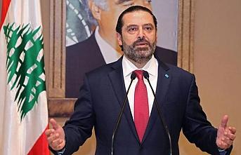 İstifa eden Hariri geri çağrıldı