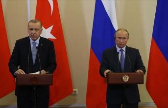 Kremlin'den Soçi'deki zirvenin detaylarına ilişkin açıklama