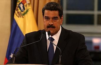 Maduro: BM'den insani yardım gelmedi