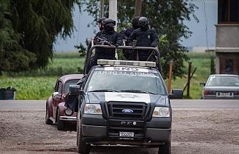 Meksika'da El Chapo'nun oğlu yakalanınca çatışma çıktı
