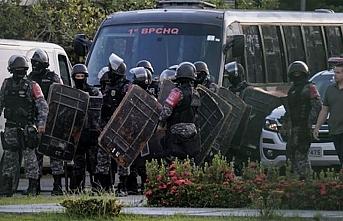 Meksika'da hapishanede isyan çıktı