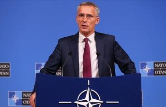 NATO'dan Suriye'de siyasi çözüm vurgusu