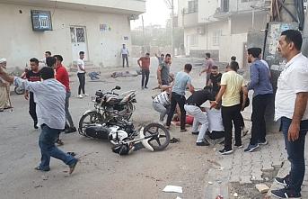 Nusaybin'e havan saldırısı. Çok sayıda yaralı var