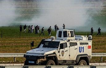 Nusaybin polisi olası terör saldırılarına karşı teyakkuzda