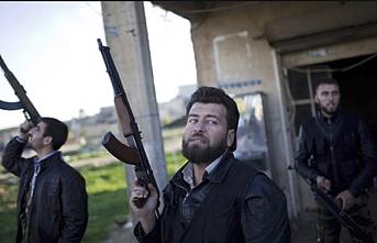 ÖSO Suriye Milli Ordusu'nu kurduğunu ilan etti