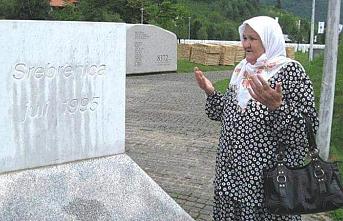 Srebrenitsa mağduru kadının bahçesine yapılan kilise taşınacak