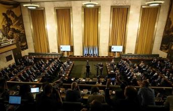 Suriye Anayasa Komitesi görüşmeleri sürüyor