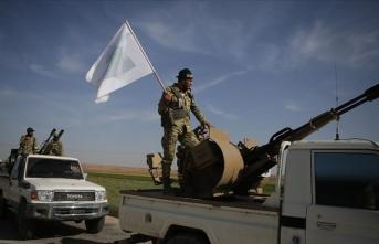 Suriyeli muhalifler Şanlıurfa'ya askeri destek gönderdi