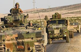 Suriye'de hareketlilik başladı
