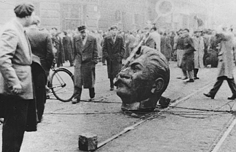Tarihte bugün (23 Ekim): Macarlar Komünizme karşı ayaklandı