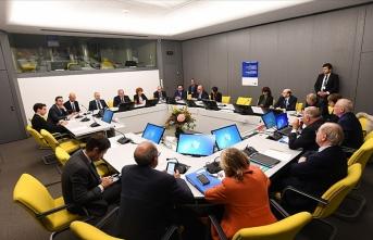 TBMM Başkanı Şentop Fransız mevkidaşlarıyla görüştü