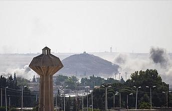 Tel Abyad'ın batısı PKK/YPG'den kurtarıldı