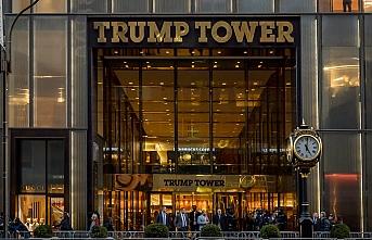 Trump Tower önünde protesto