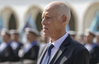 Tunus'un anayasa hukukçusu Cumhurbaşkanı Kays Said