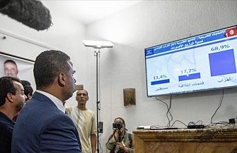 Tunus'taki parlamento seçimlerinden Nahda Hareketi zaferle çıktı