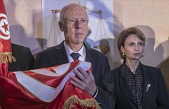 Tunus'un yeni Cumhurbaşkanı Kays Said'den ilk açıklamalar