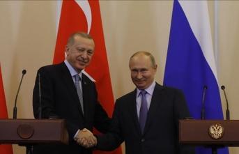 Türkiye ile Rusya Federasyonu Arasında Mutabakat Muhtırası